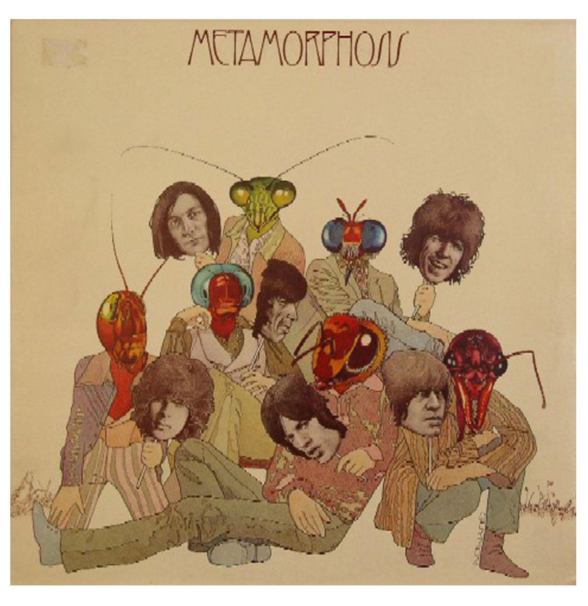 The Rolling Stones - Metamorphosis HQ LP
