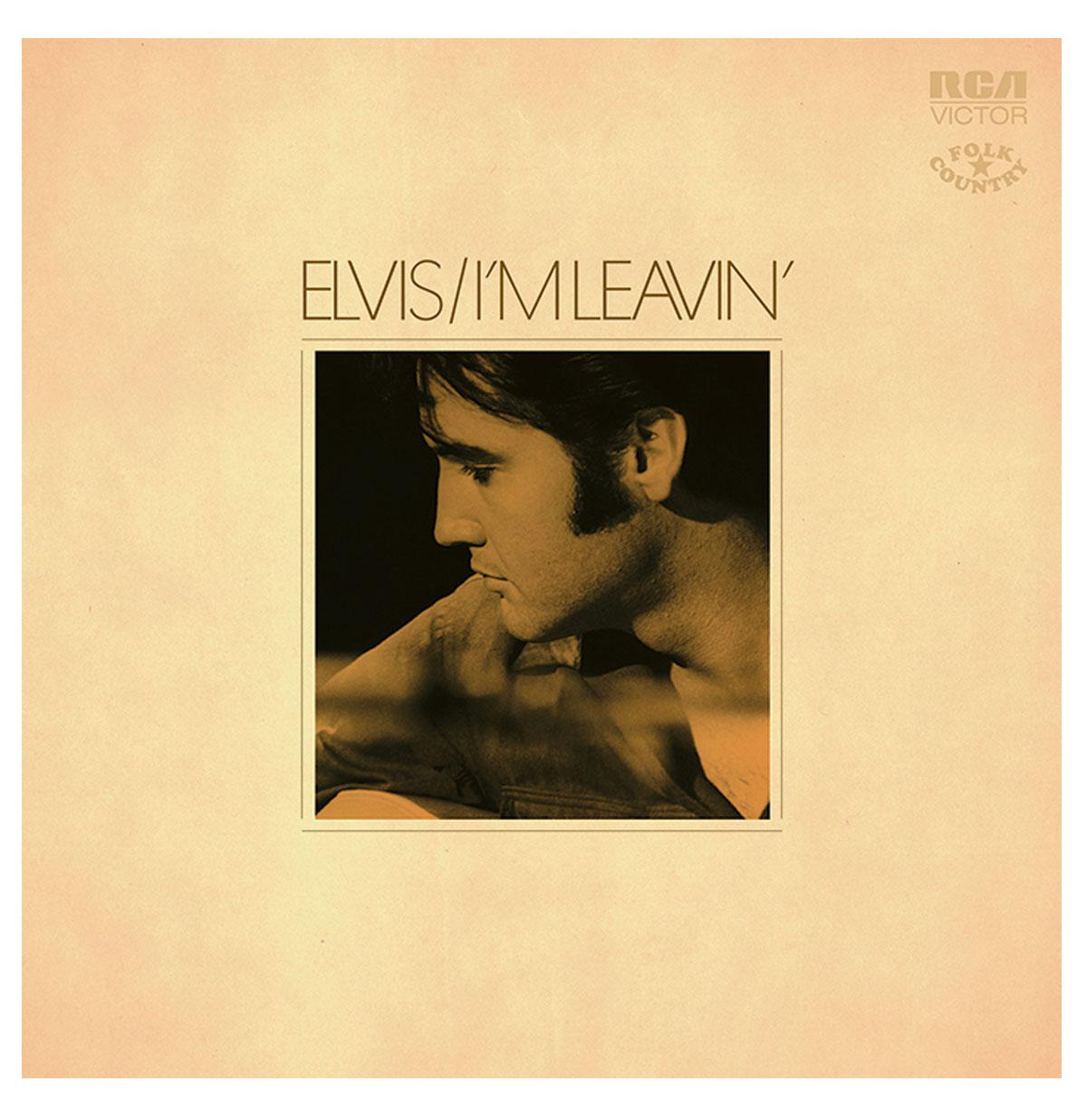 Elvis Presley - I'm Leavin' LP RSD2016