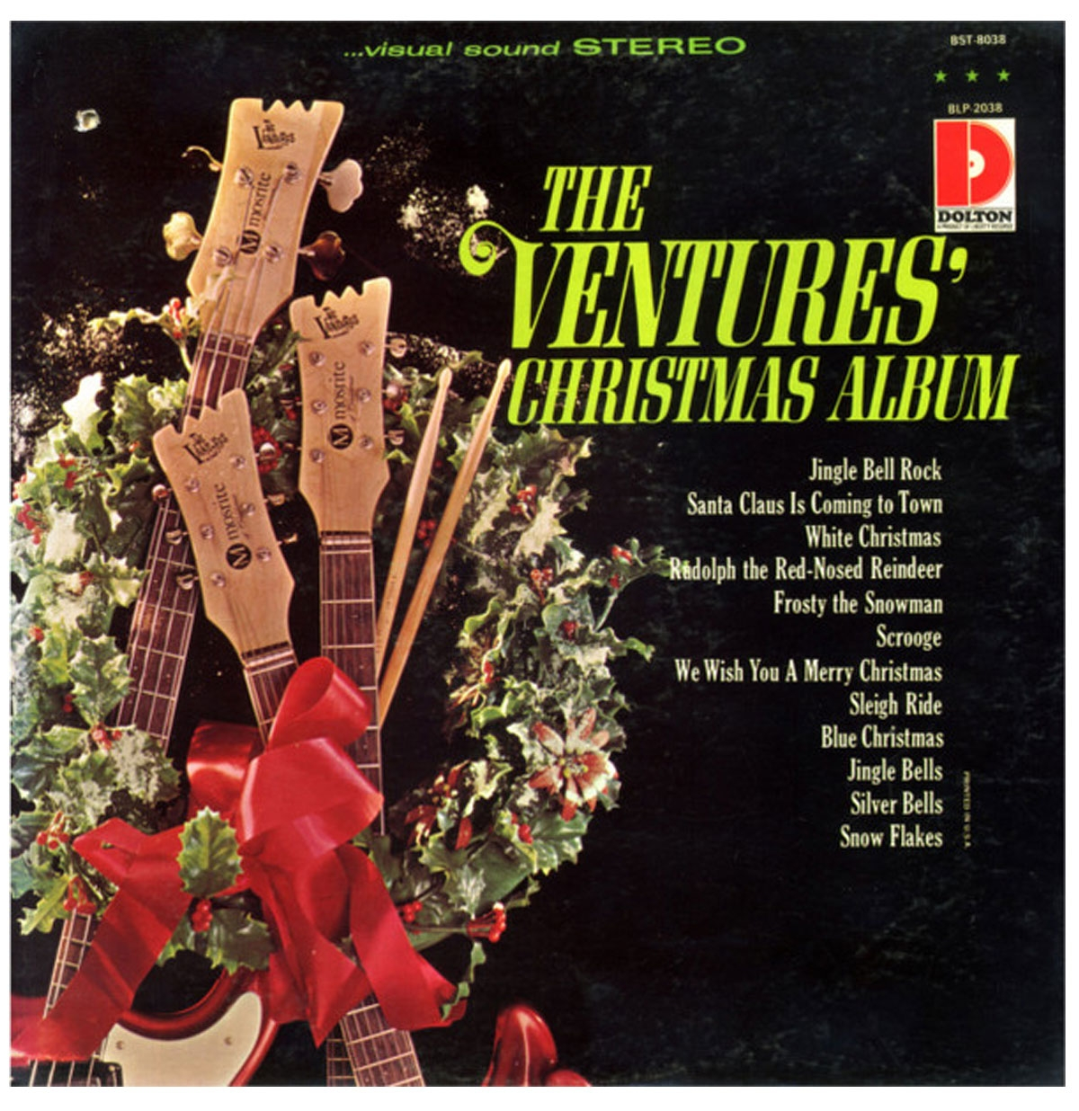 The Ventures - Christmas Album LP
