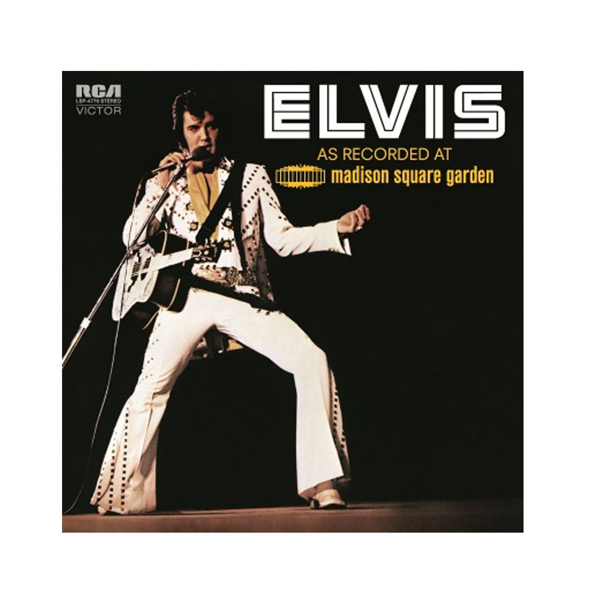 Elvis Presley - As Recorded at Madison Square Garden 2-LP