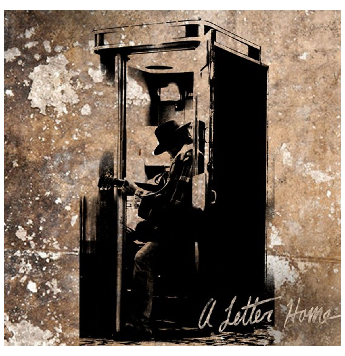 Neil Young - A Letter Home LP