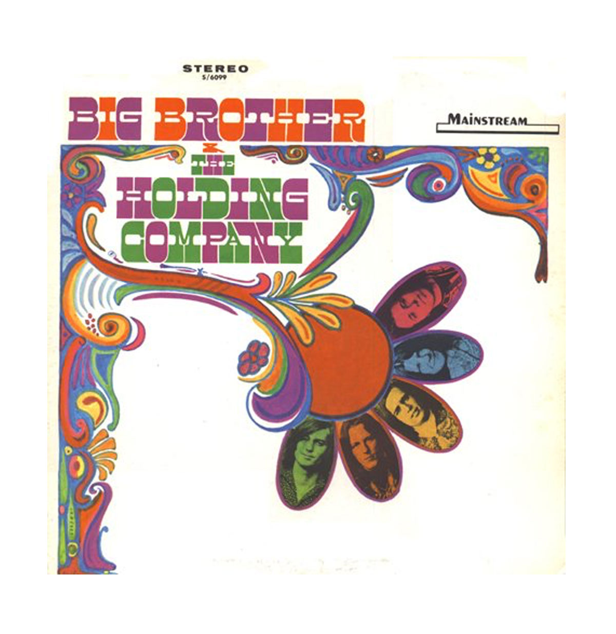 Big Brother and the Holding Company LP - Janis Joplin