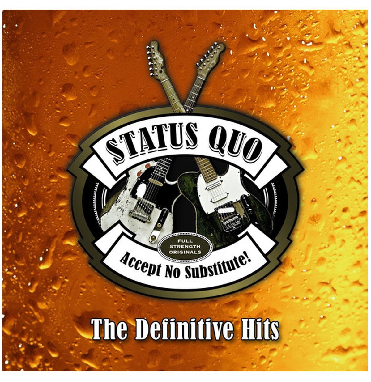 Status Quo - Accept No Substitute! 2-LP