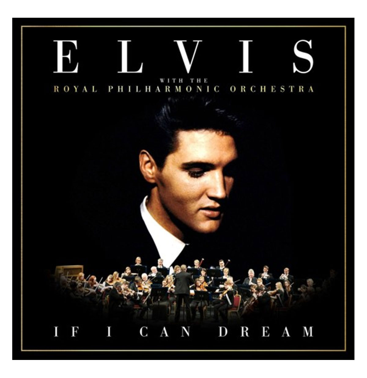 Elvis Presley - If I Can Dream Collector's Box Editie 3-LP + 1CD