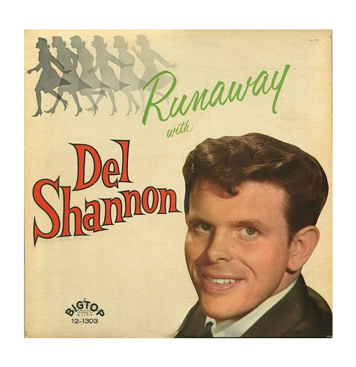 Del Shannon - Runaway With Del Shannon LP