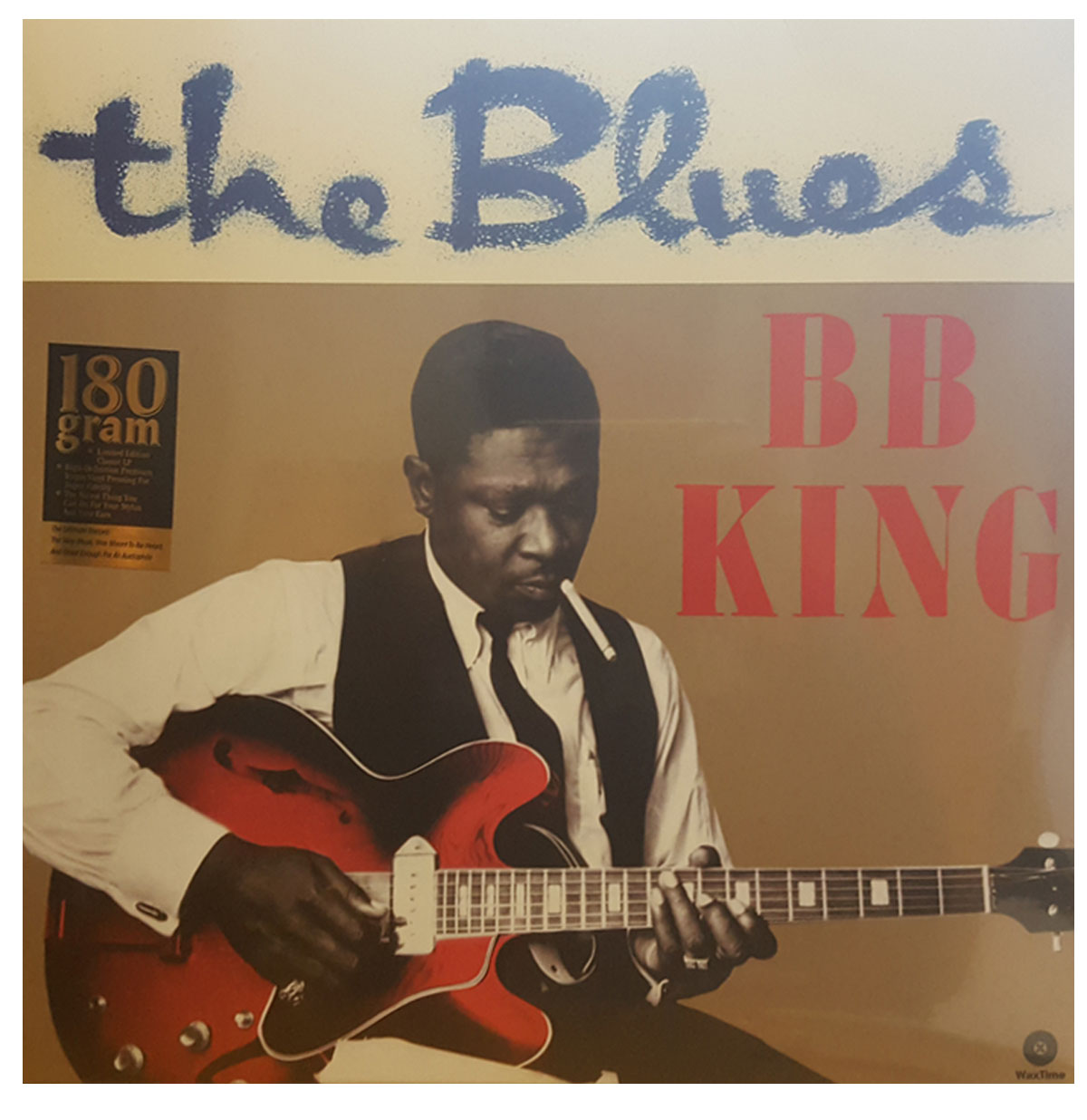 B.B. King The Blues LP