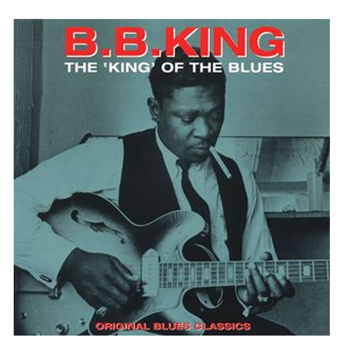 B.B. King - The 'King' Of The Blues LP