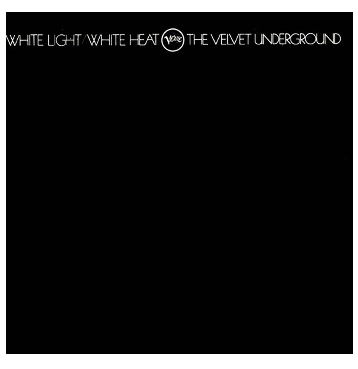 Velvet Underground - White Light / White Heat LP