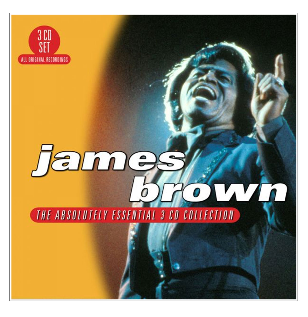 James Brown - Absolutely Essential 3 CD Collection