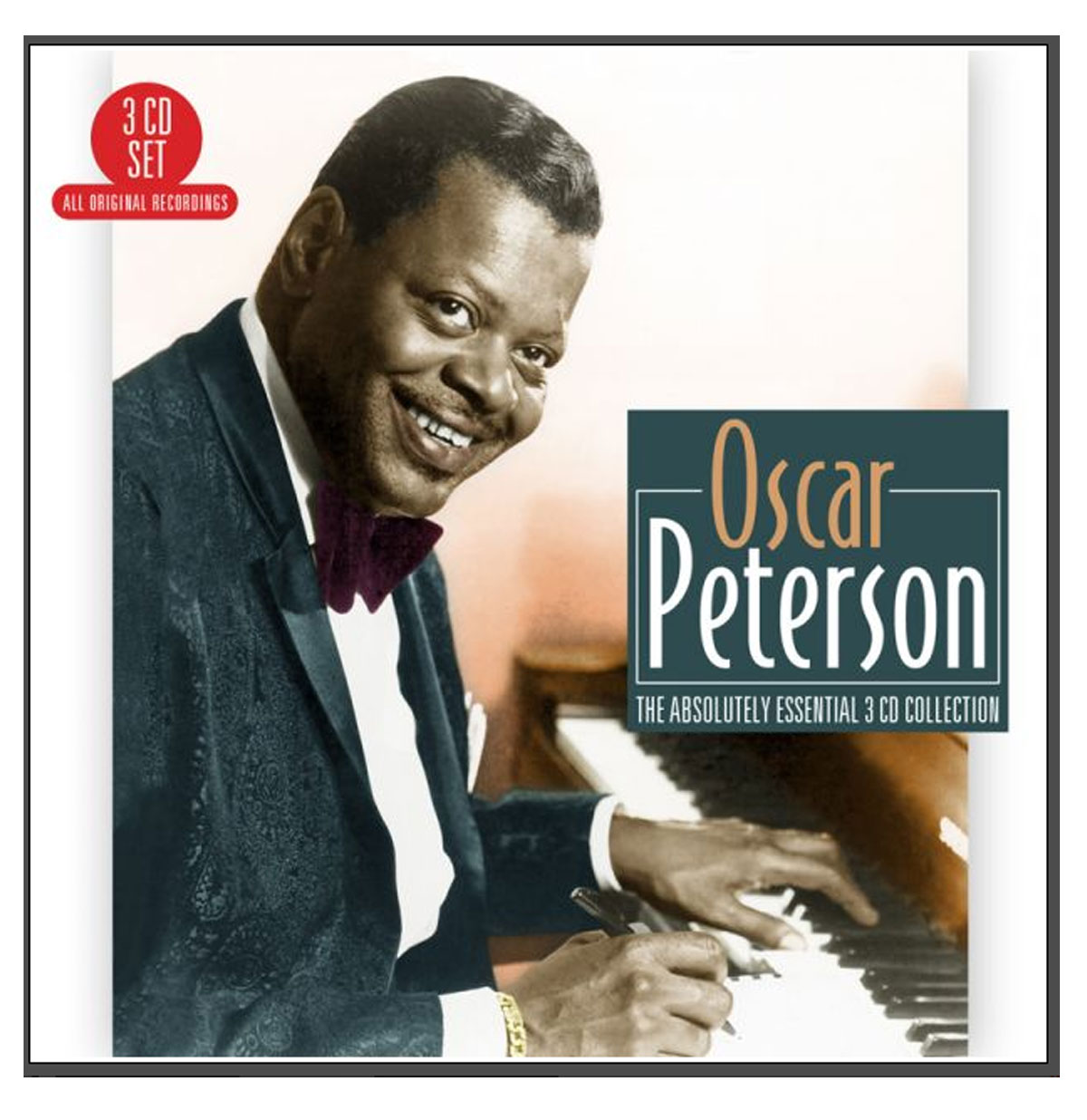 Oscar Peterson - The Absolutely Essential 3 CD Collection
