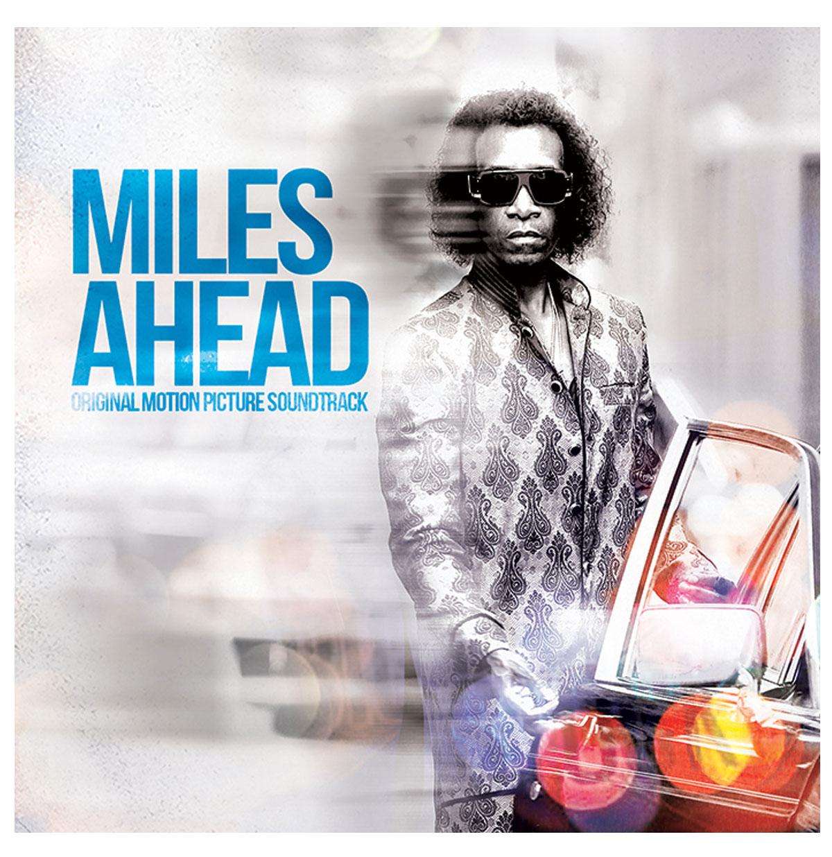 Miles Davis - Miles Ahead Original Motion Picture Soundtrack LP