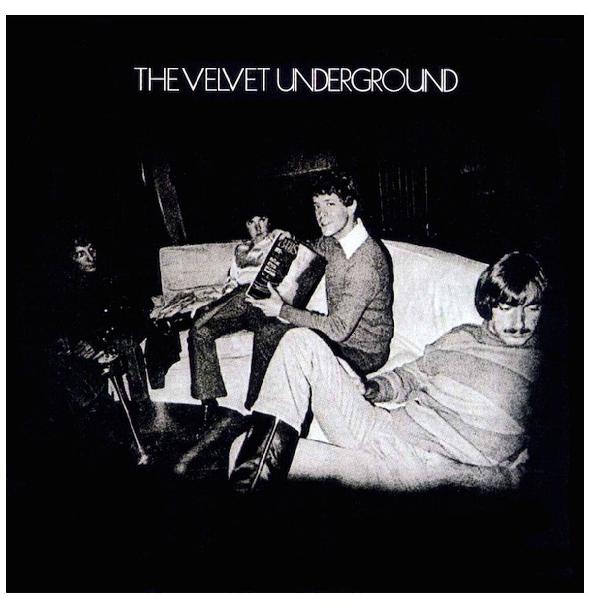 The Velvet Underground - Velvet Undergound LP