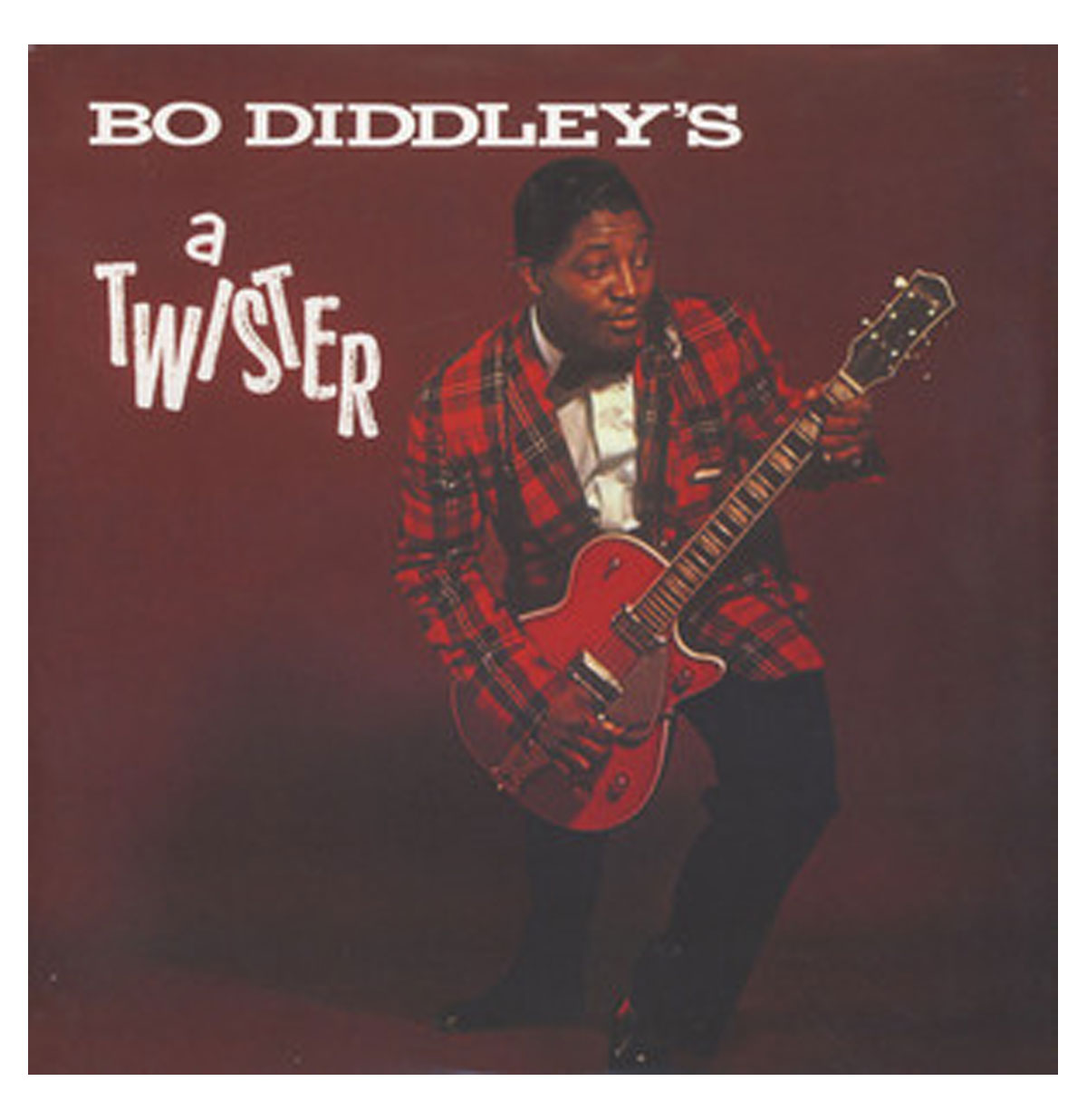 Bo Diddley - Is A Twister LP