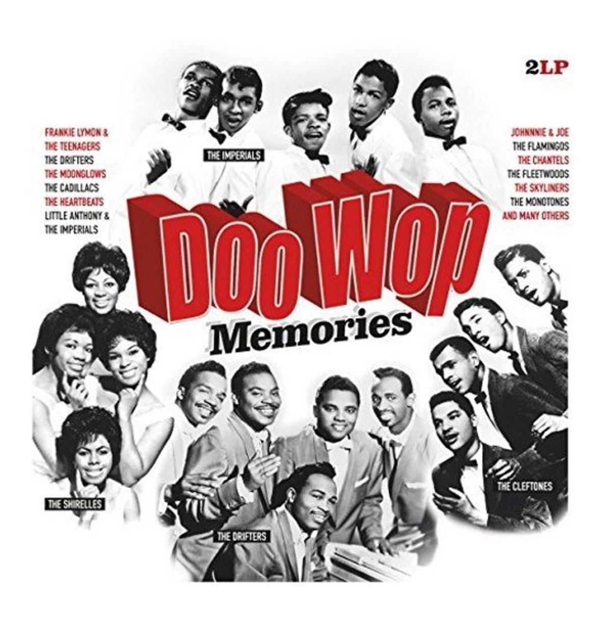Doo Wop Memories 2-LP