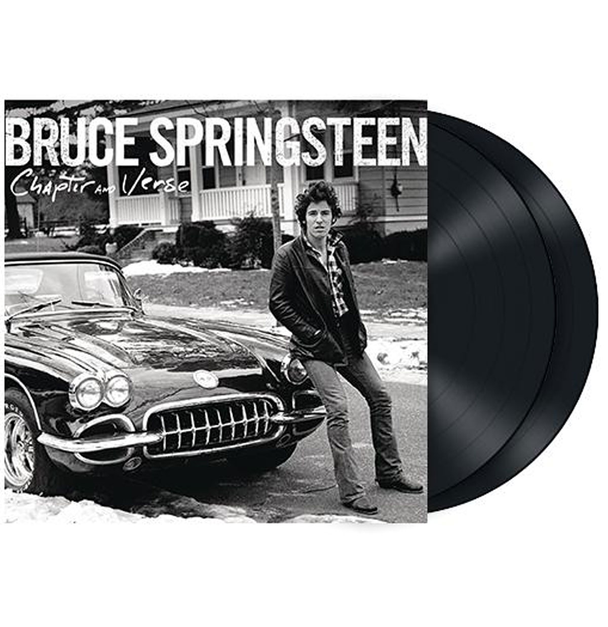 Bruce Springsteen - Chapter And Verse 2-LP