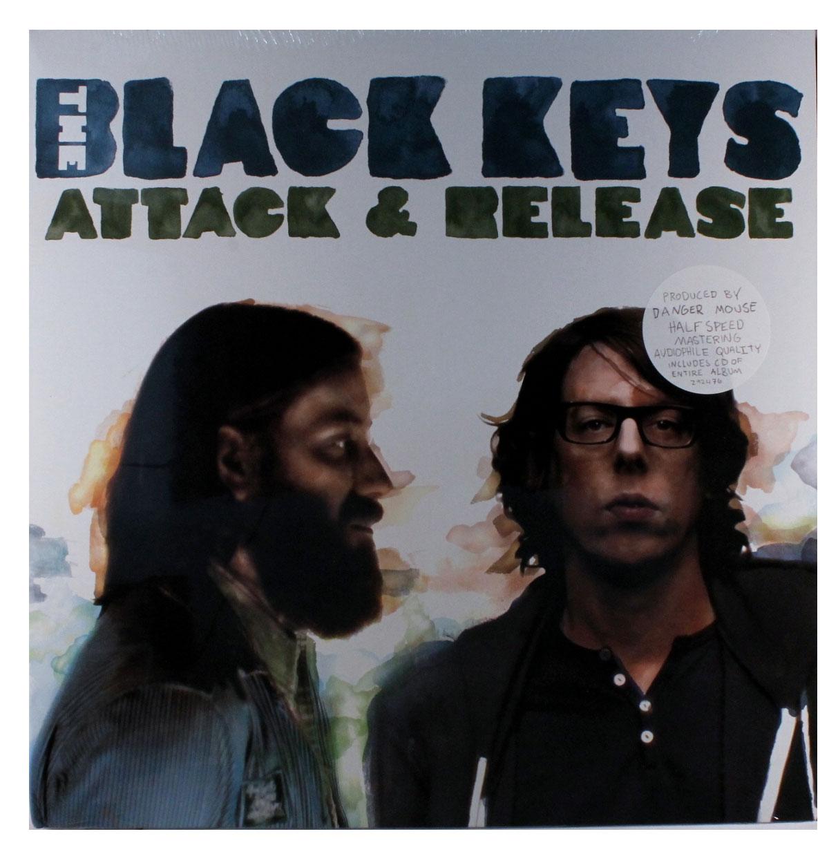 Black Keys - Attack & Release LP
