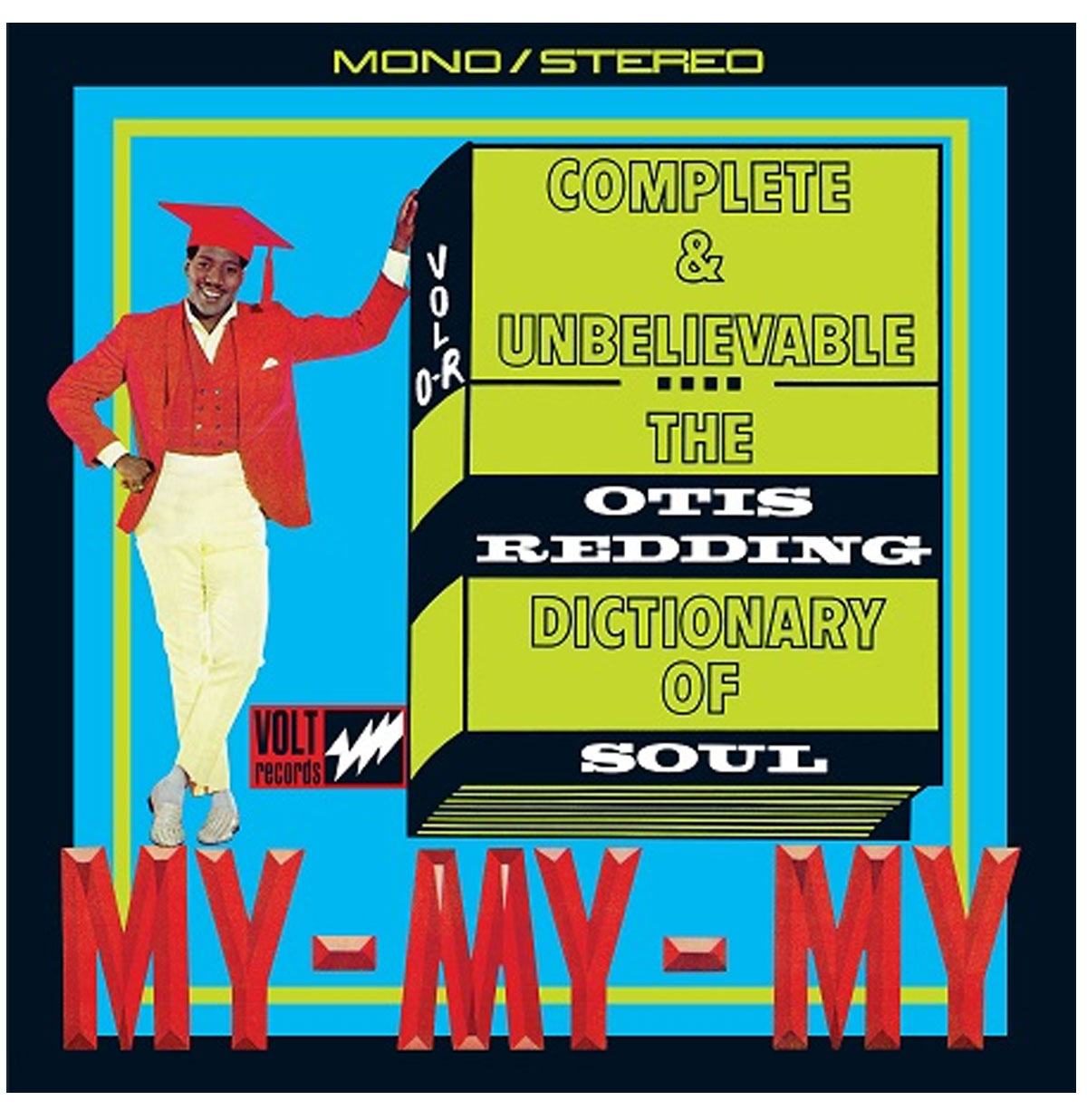 Otis Redding - Complete & Unbelievable: The Otis Redding Dictionary Of Soul 2-LP