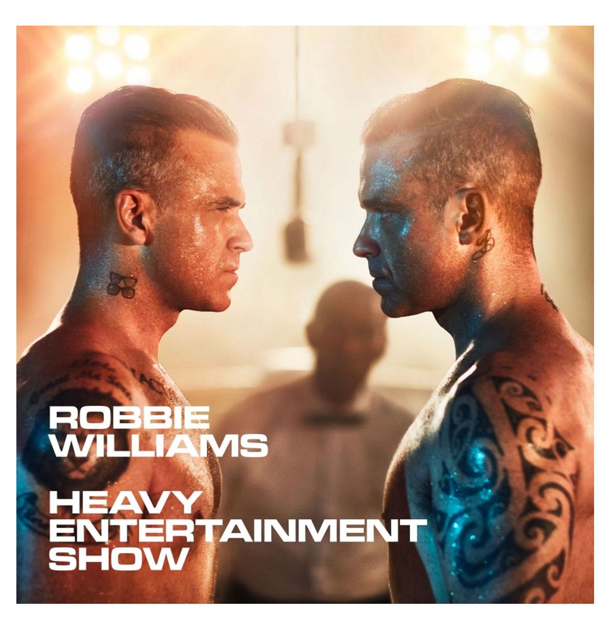 Robbie Williams - The Heavy Entertainment Show 2-LP