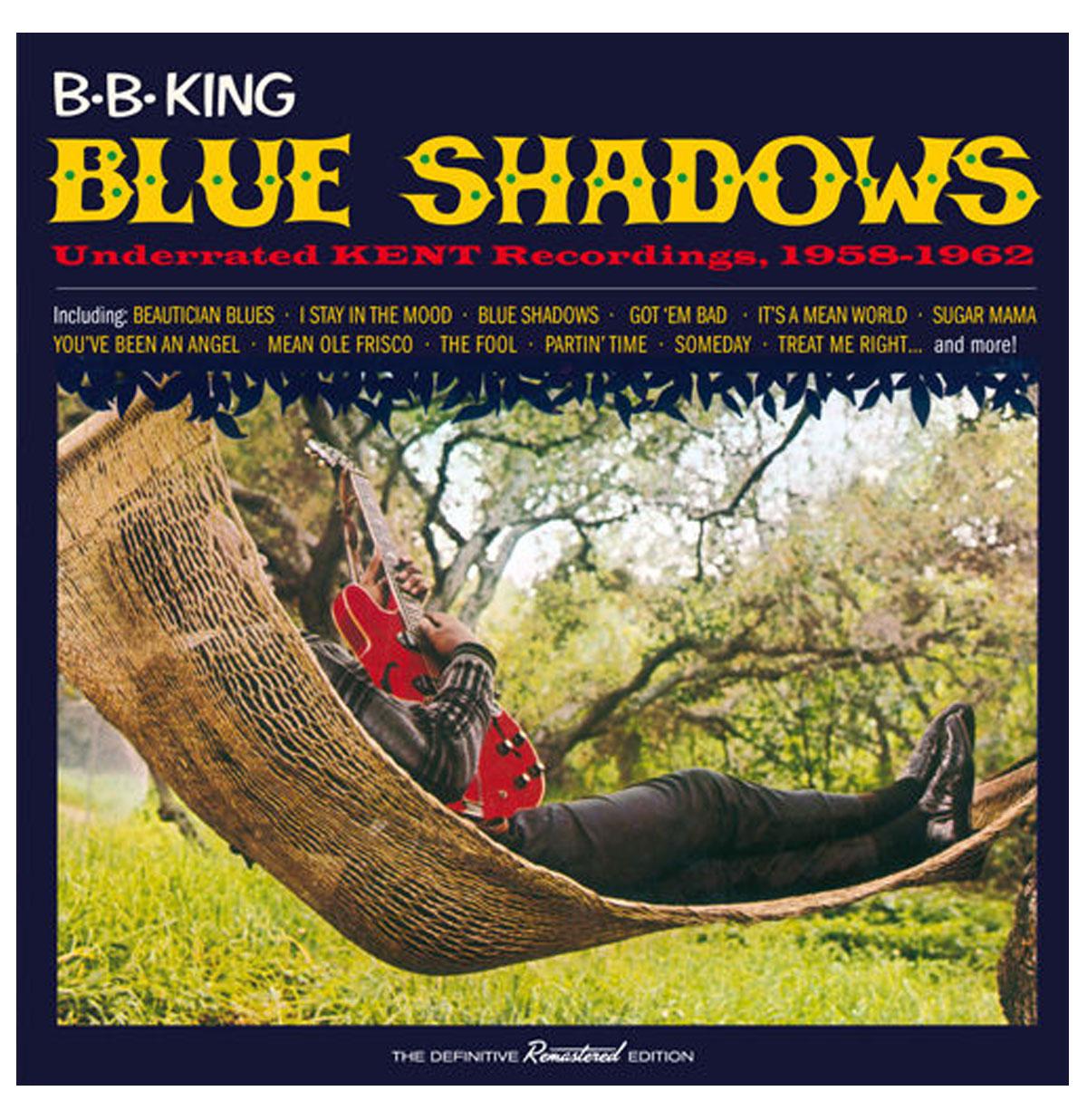 B.B. King - Blue Shadows LP Beperkte Oplage
