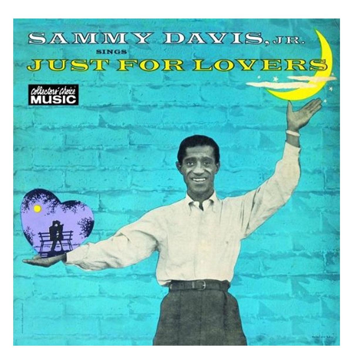 Sammy Davis Jr. - Just For Lovers LP
