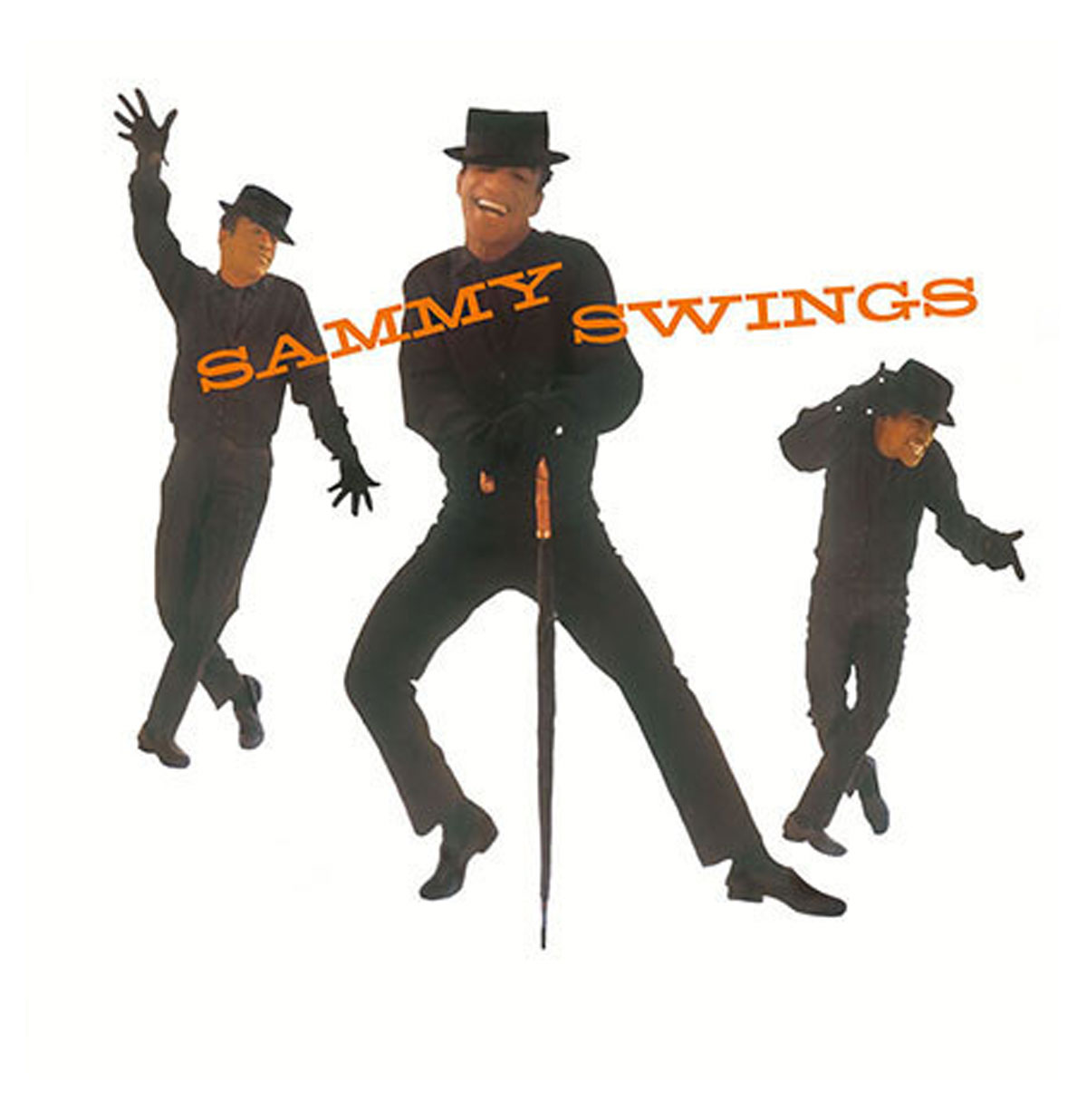 Sammy Davis Jr. - Sammy Swings LP