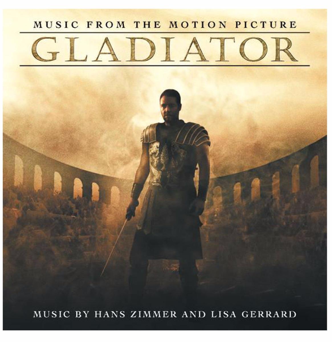 OST - Gladiator Soundtrack 2-LP