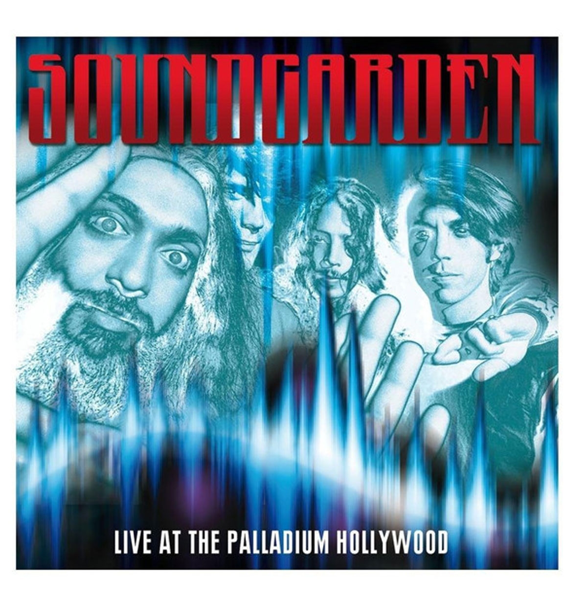 Soundgarden - Live At The Palladium Hollywood Limited Edition LP