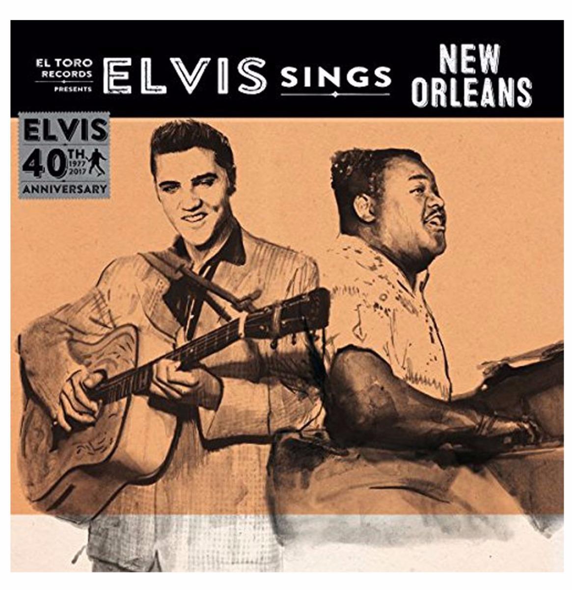 Elvis Presley Sings New Orleans EP