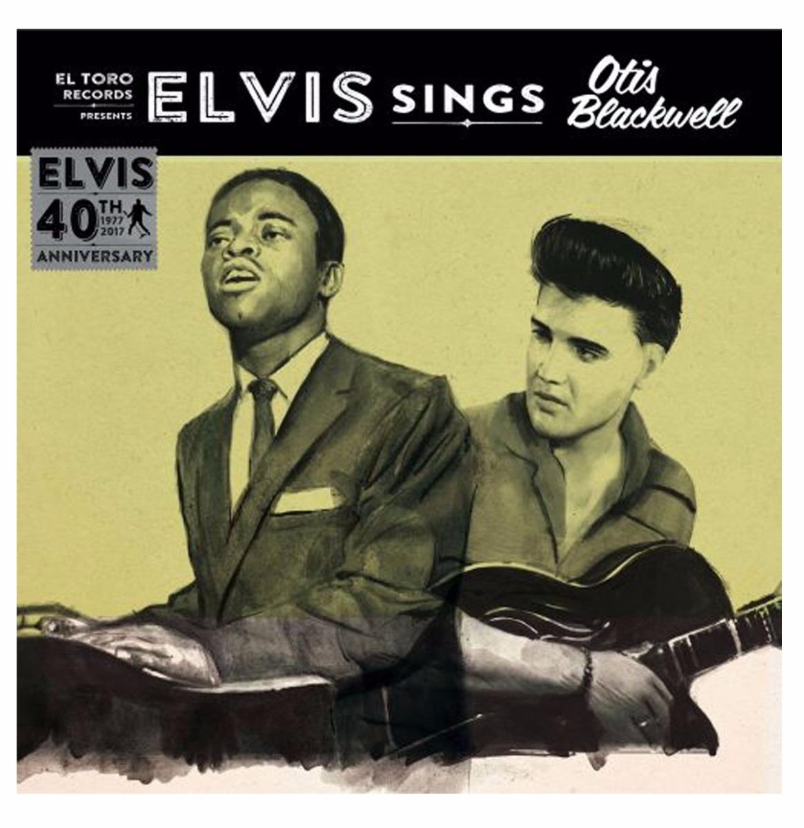 Elvis Presley Sings Otis Blackwell EP