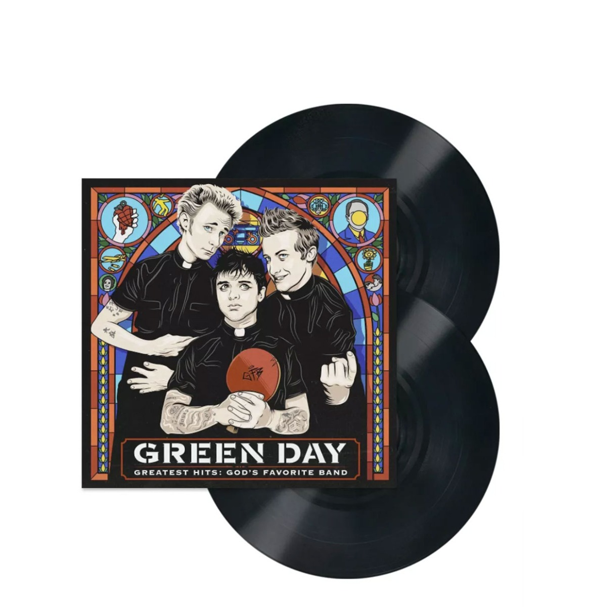 Green Day - Greatest Hits: God's Favorite Band 2 LP