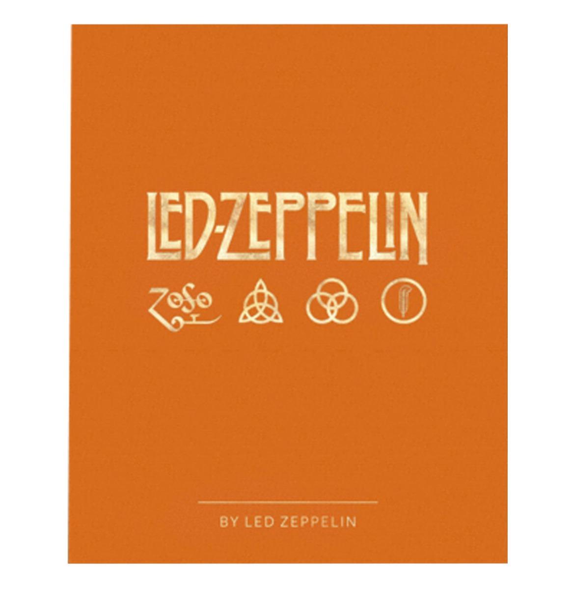 Led Zeppelin - By Led Zeppelin - Official 50th Anniversary Illustrated Boek