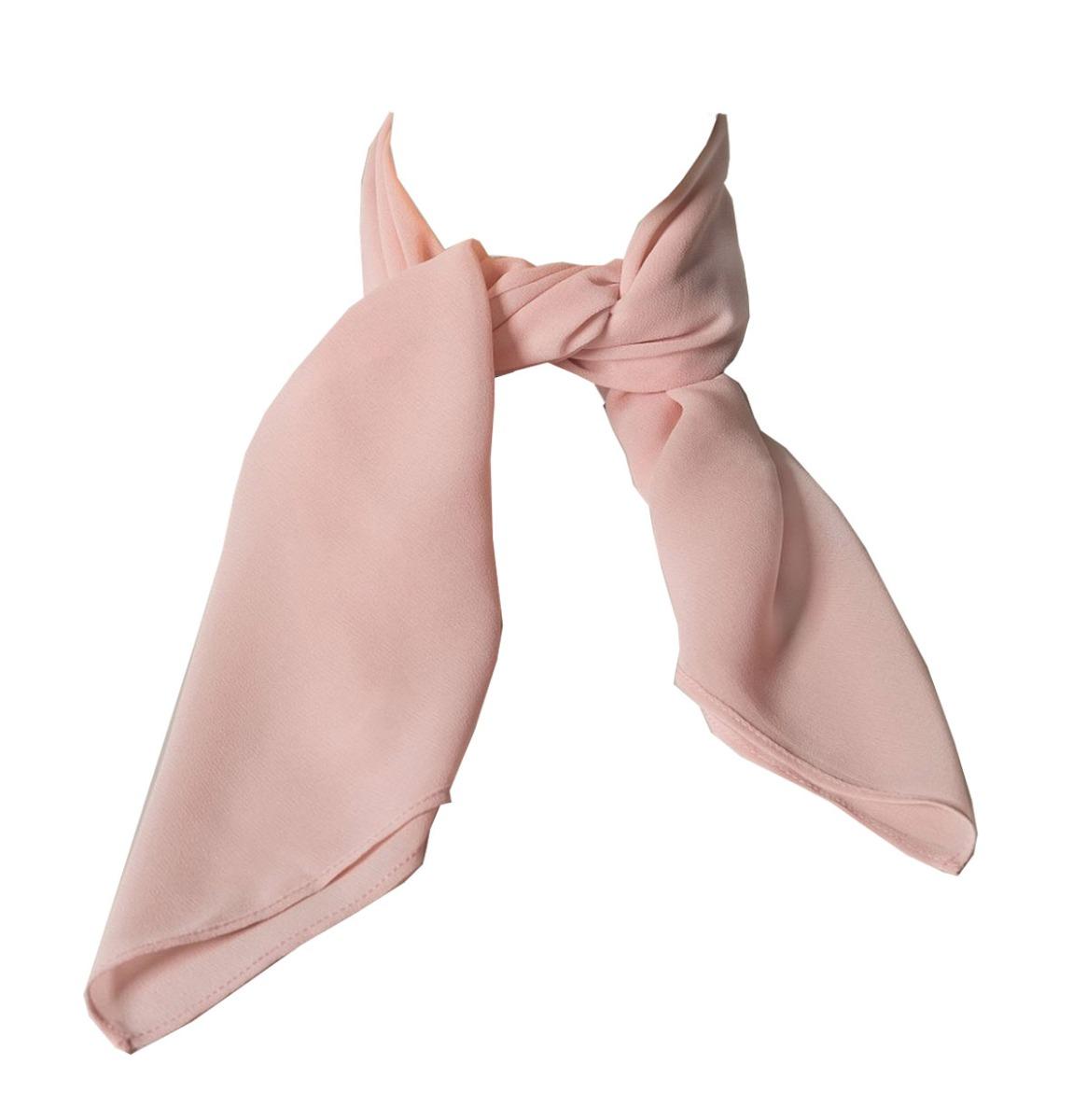 Bettie Scarf Pastel Pink