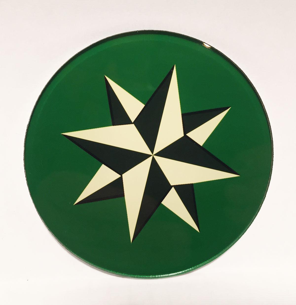 Wurlitzer 950 Groene Ster voor Gril
