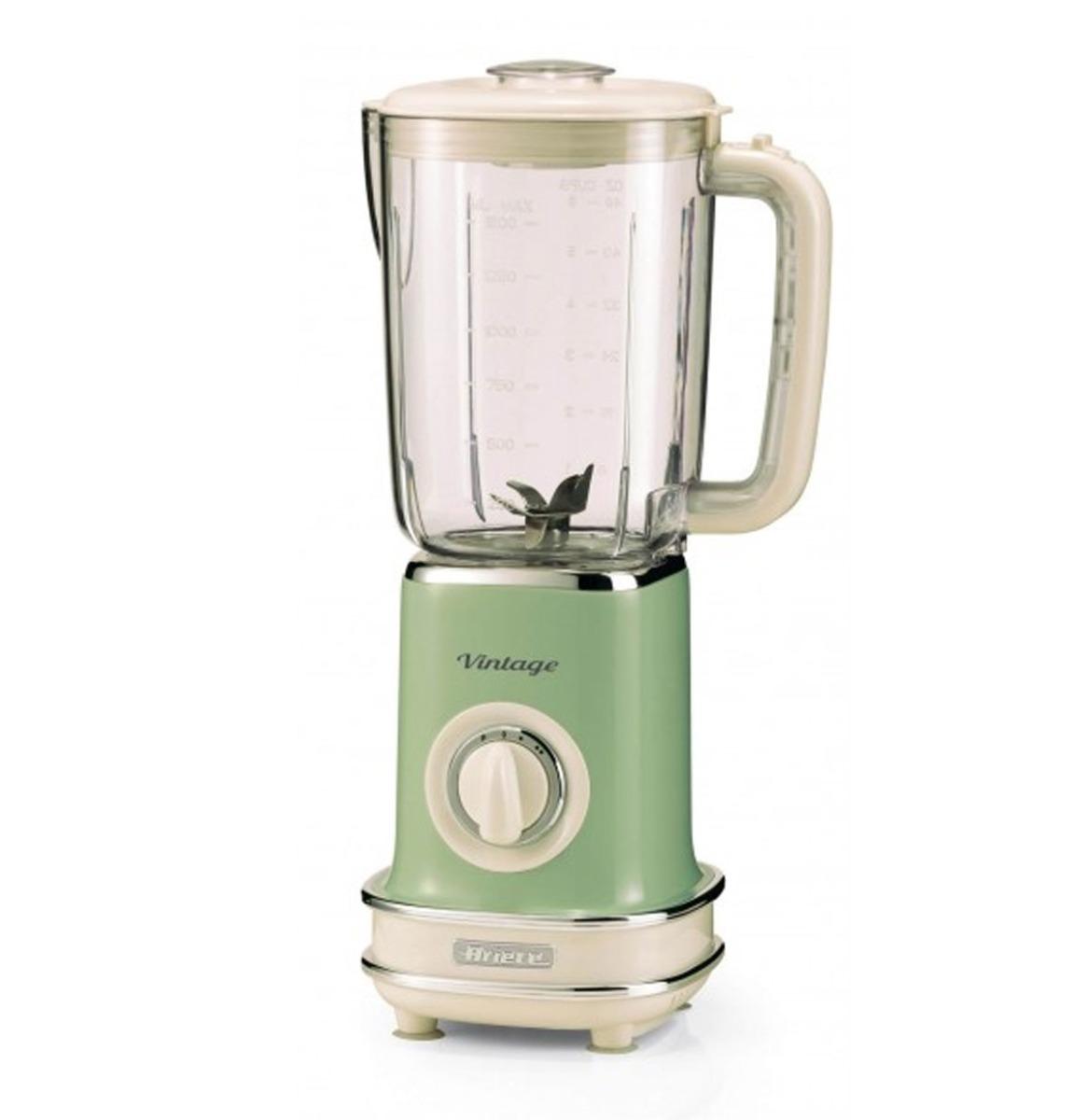 Ariete Vintage Mixer - Blender Groen - Ruimte Besparend