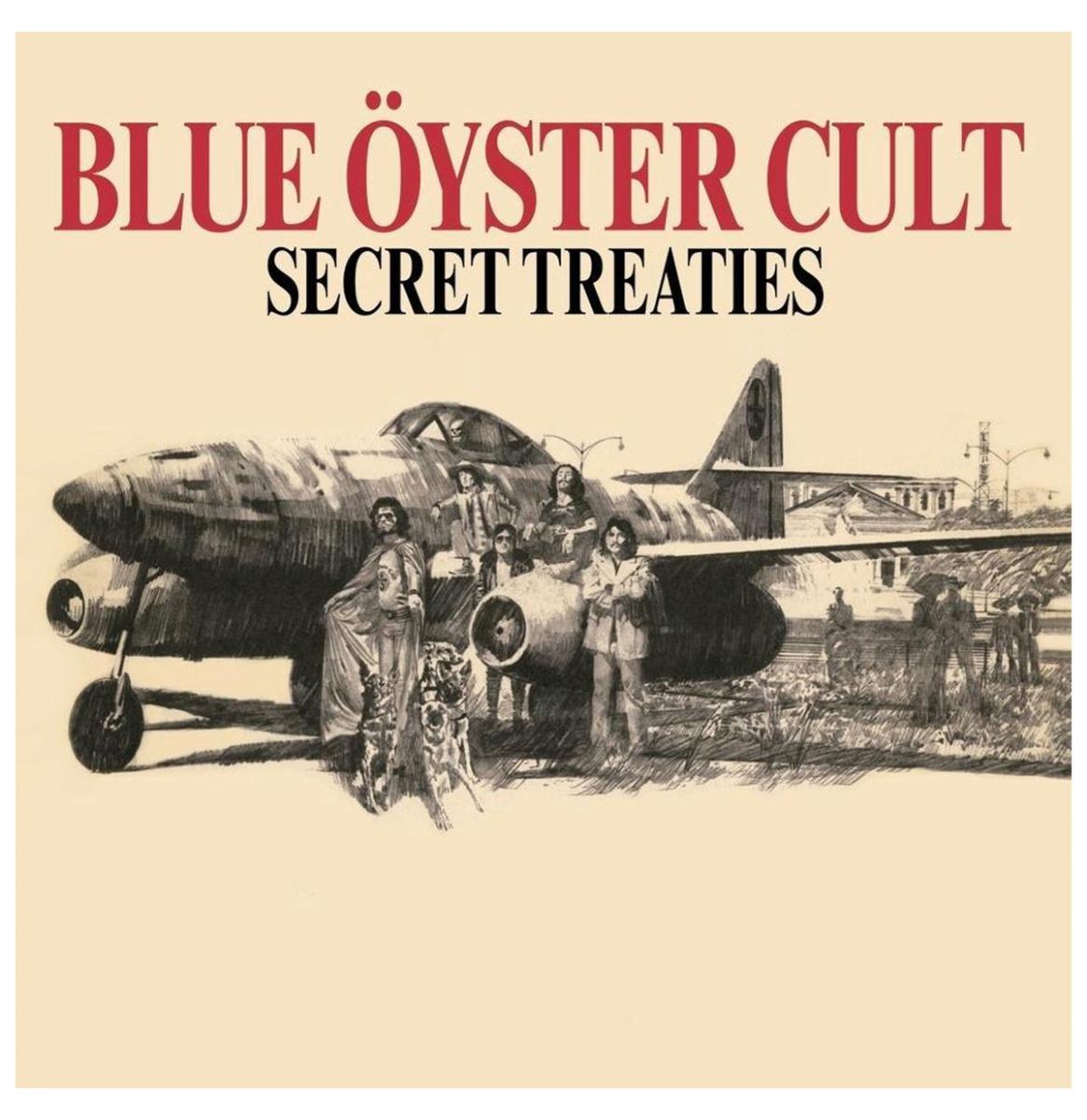 Blue Oyster Cult - Secret Treaties LP