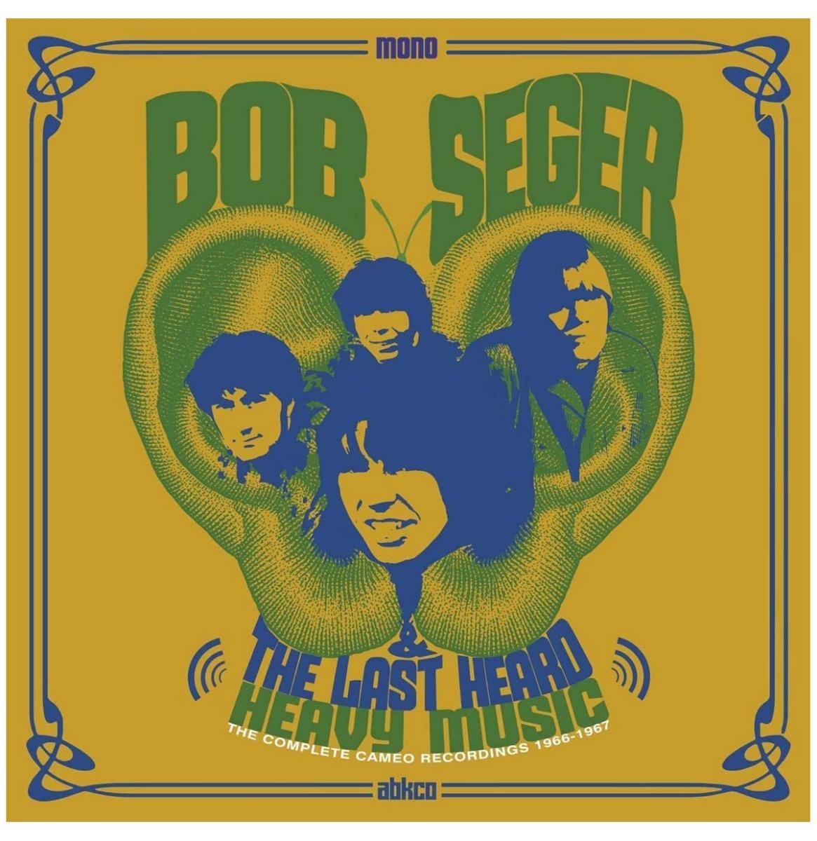 Bob Seger - Heavy Music The Complete Cameo Recordings 1966-1967 LP