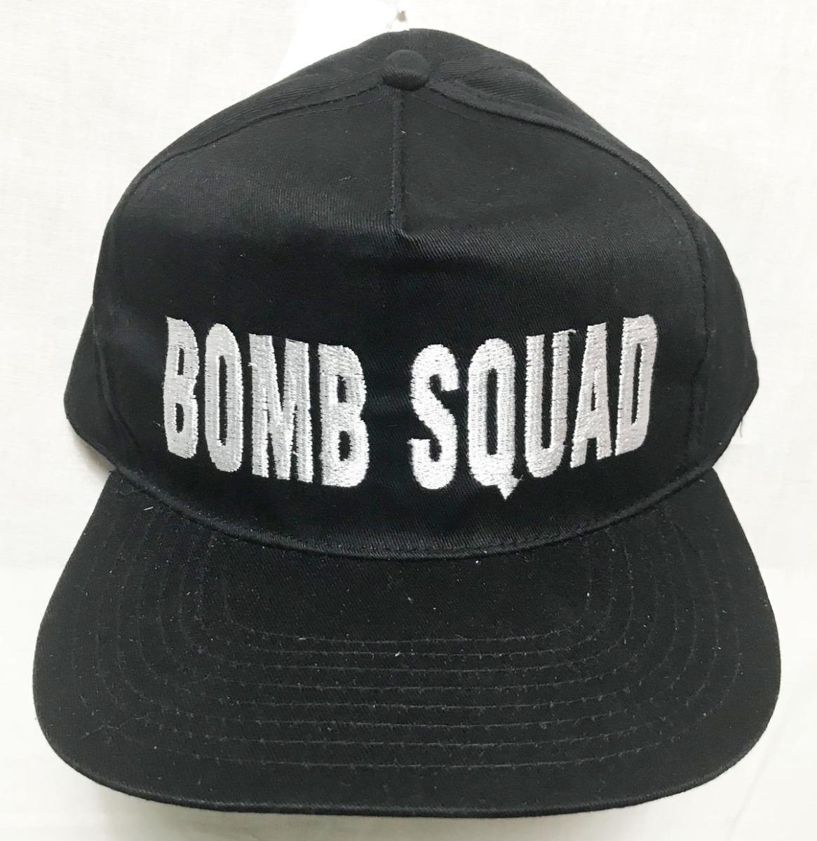 USA Bomb Squad Cap - Pet - One Size Fits All