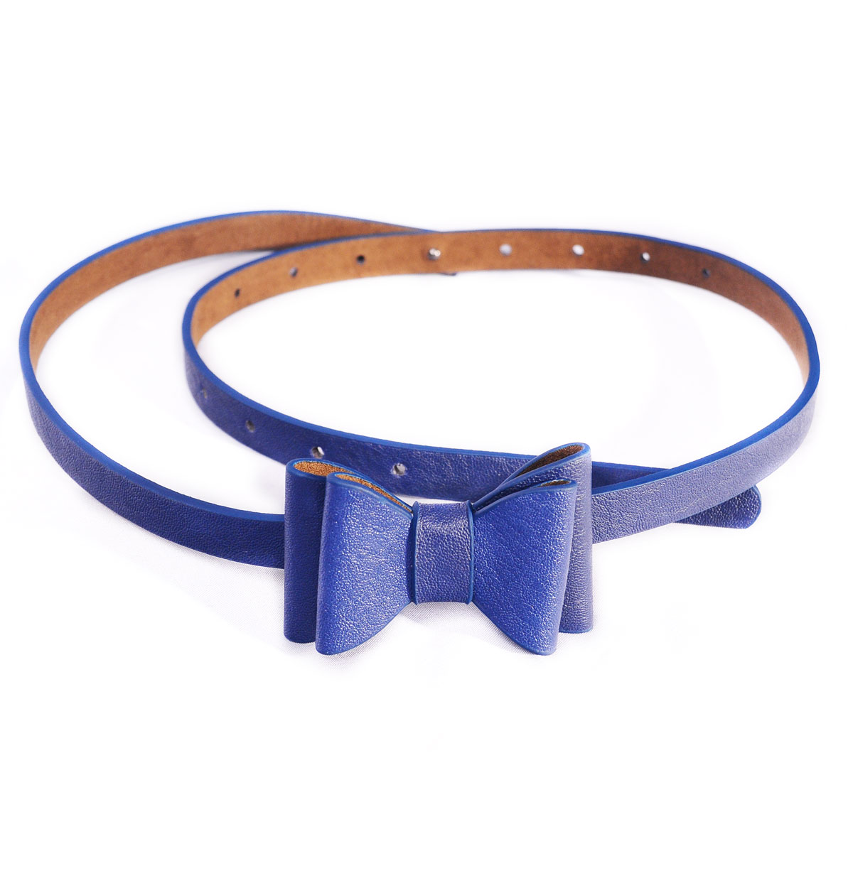 Bow Belt, Navy