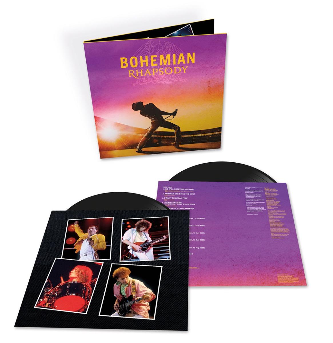 Bohemian Rhapsody Queen - Original Sound Tracks
