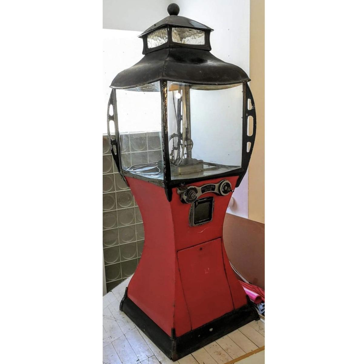"Zeer Zeldzame Iconic ""Light House"" Bryans All Square Crane Uit 1929 - Origineel - Consignatie"