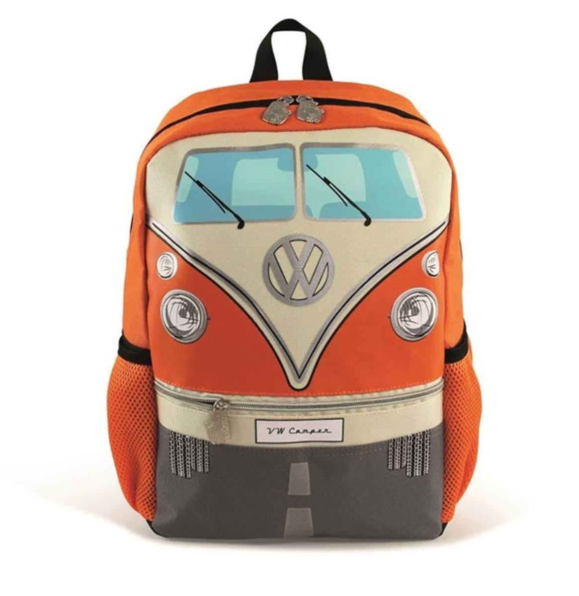 Volkswagen Bulli Rugzak - Oranje