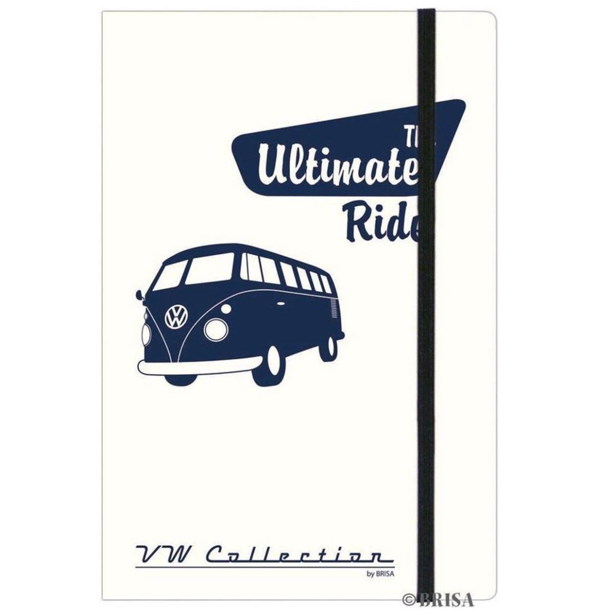 Volkswagen T1 The Ultimate Ride Notitieboek