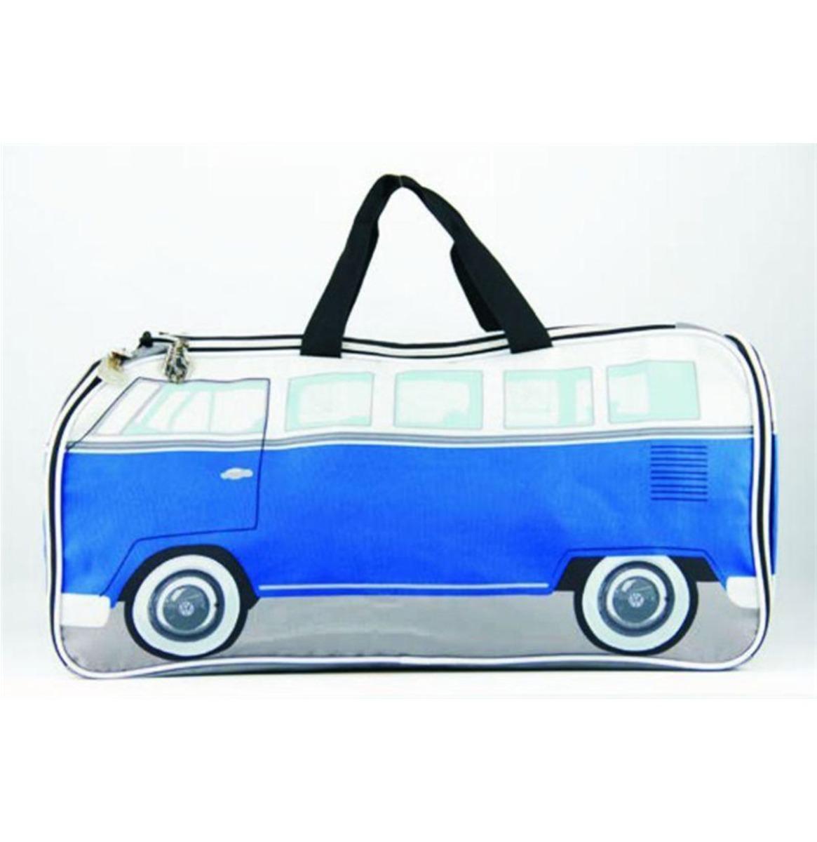 Volkswagen T1 Sporttas - Blauw