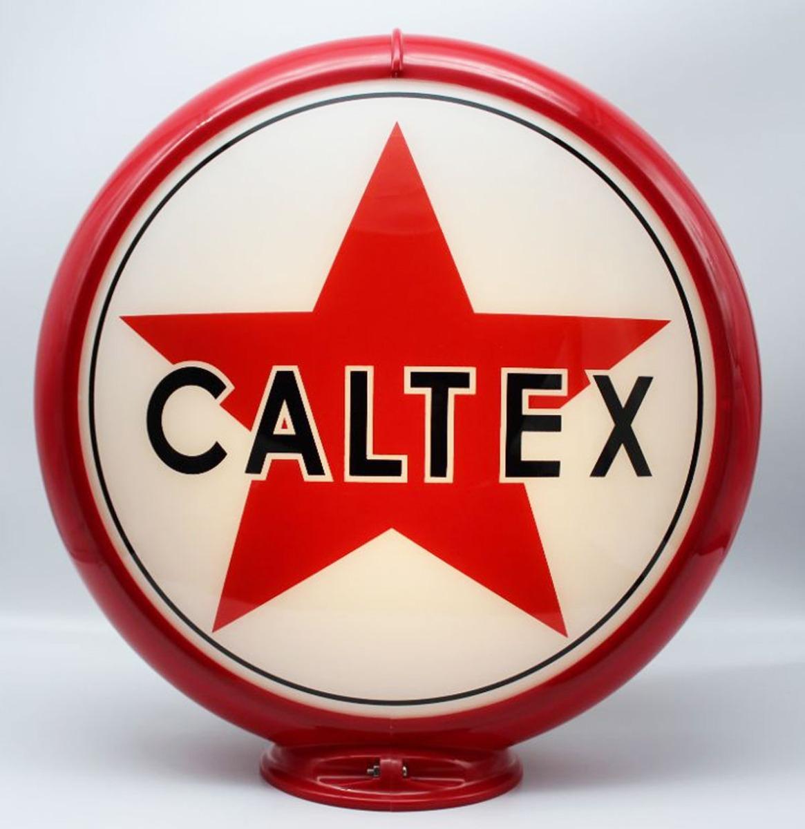 Fiftiesstore Caltex Benzinepomp Bol - PRE-ORDER