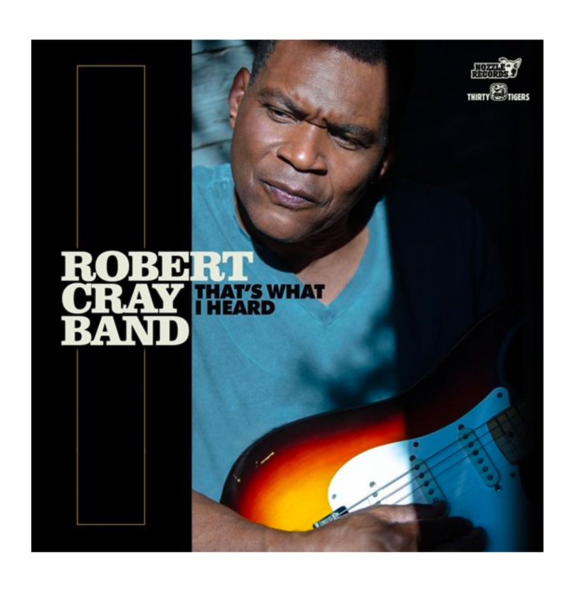 Robert Cray Band - That's What I Heard LP