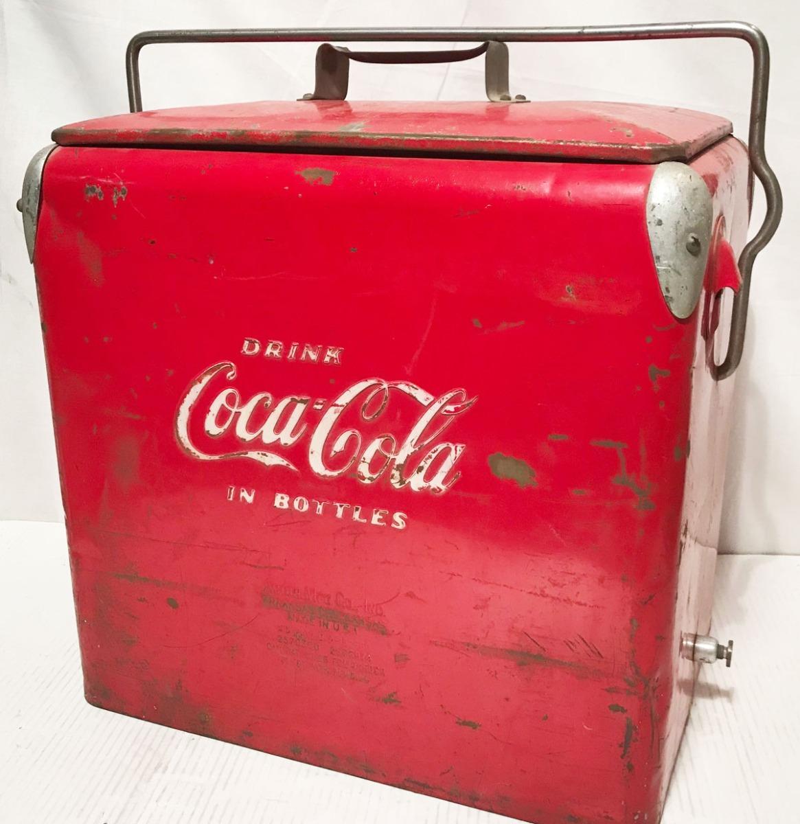 Coca-Cola Acton MFG Koelbox Origineel