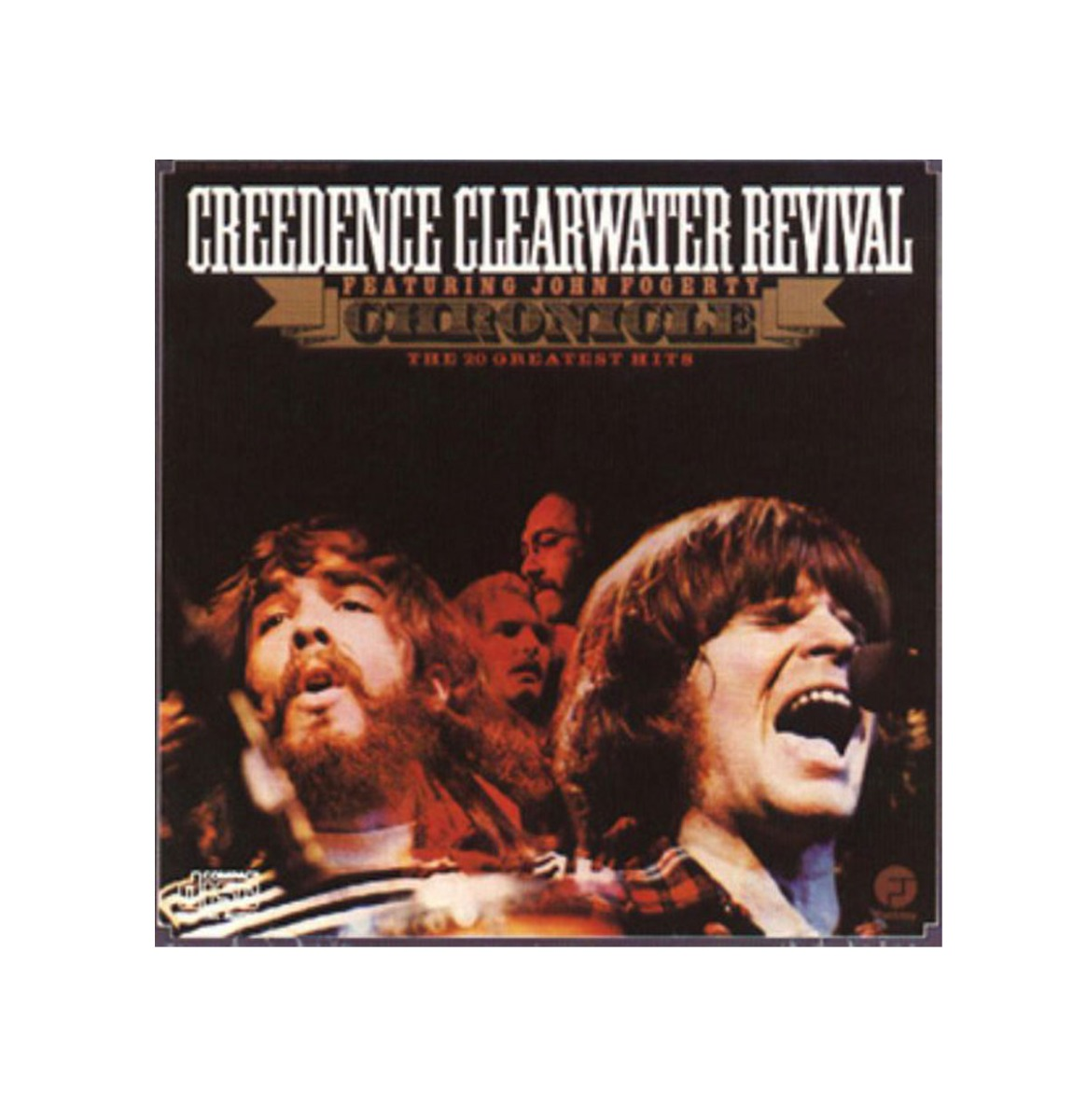 Creedence Clearwater Revival - Chronicle 2 LP
