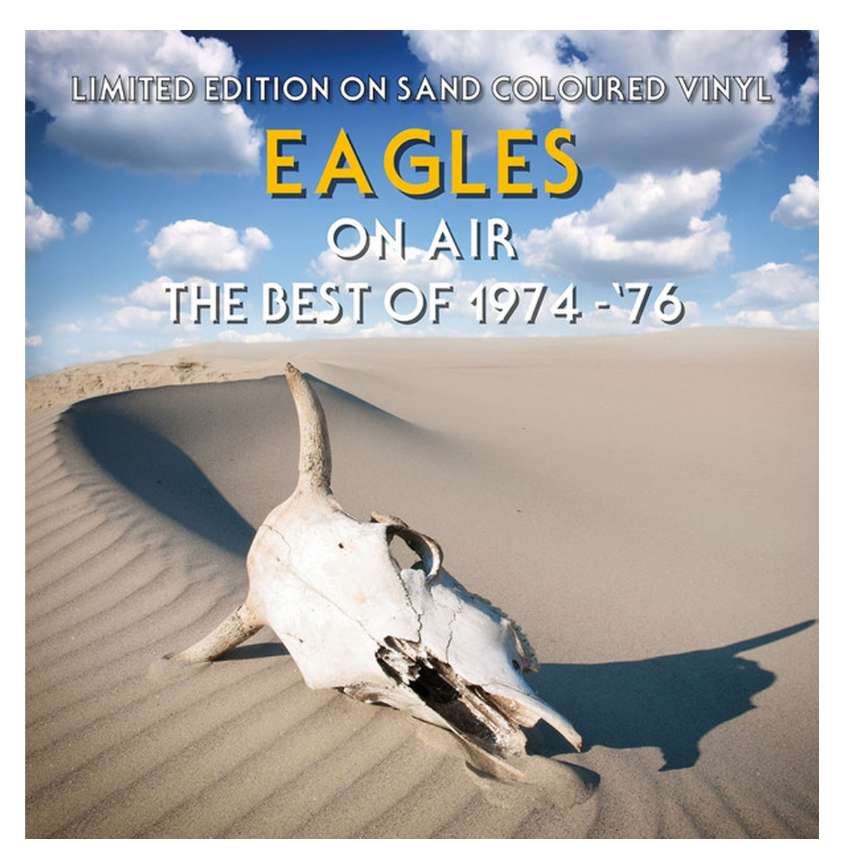The Eagles - On Air The Best Of 1974-'76 LP - LIMITED EDITION
