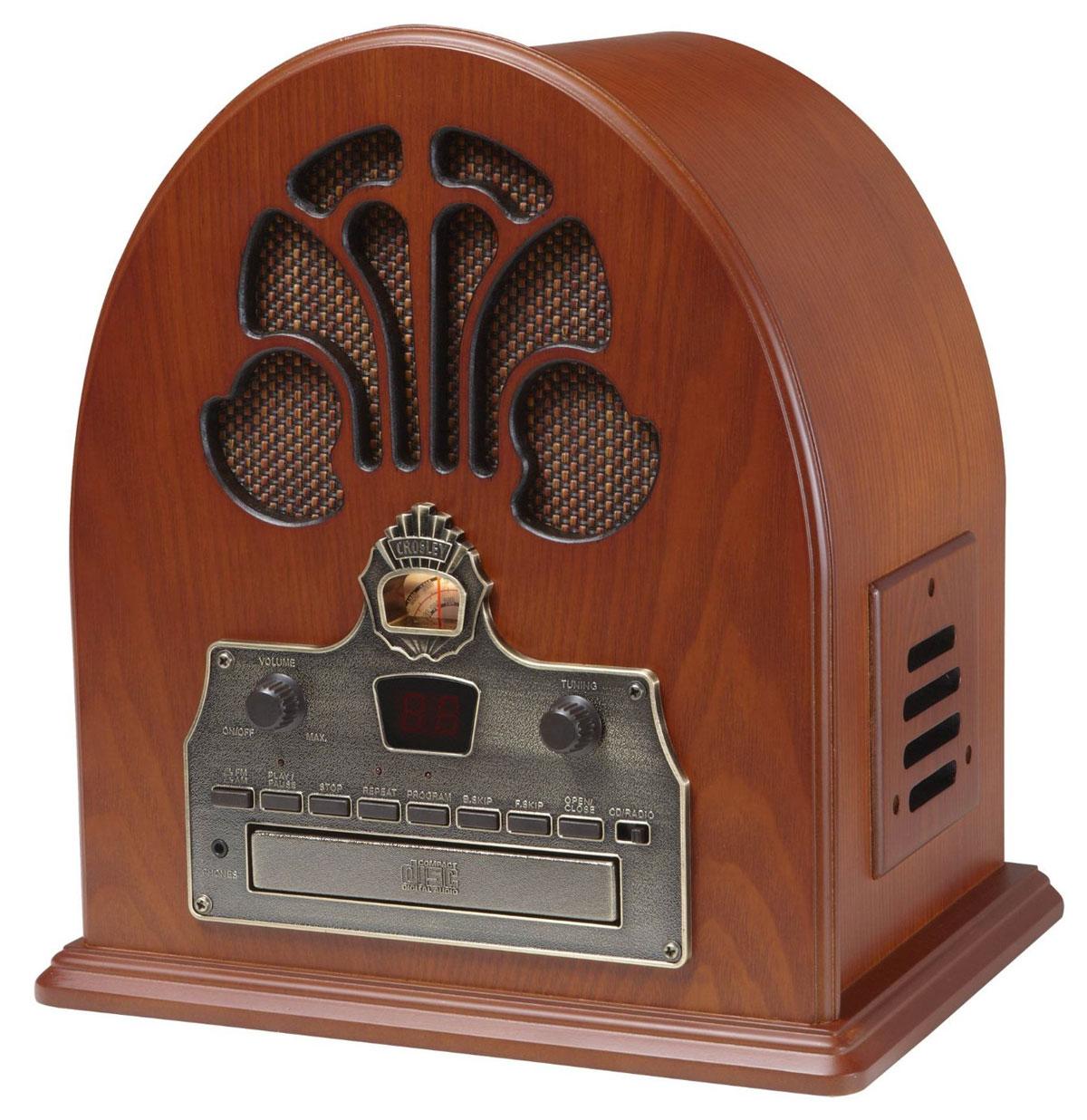Crosley Cathedral CD en Radio - B-Stock