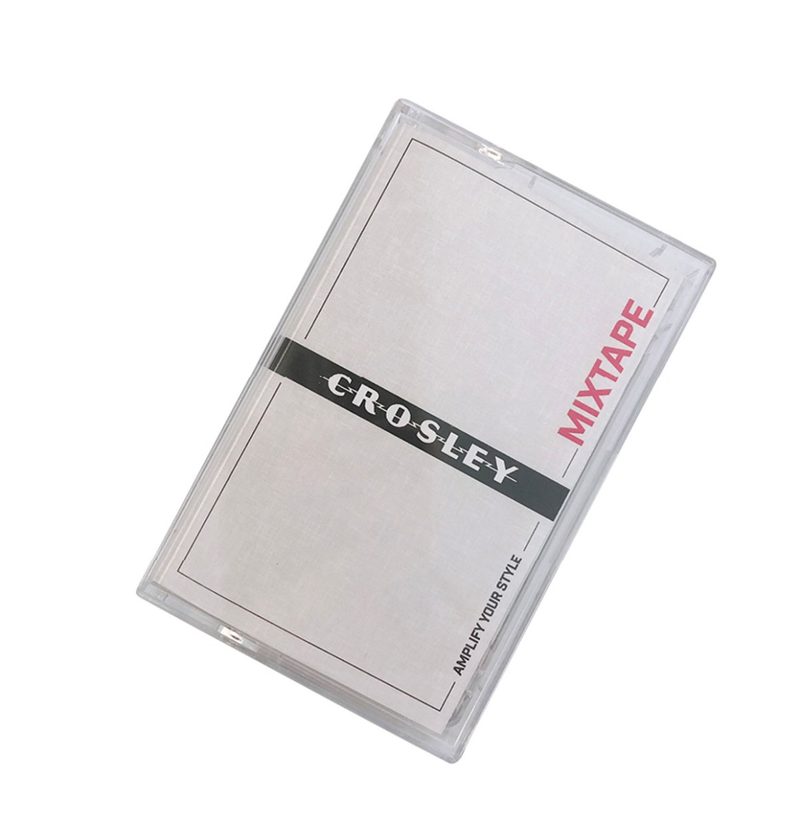 Crosley Blank Cassette Bandje - Tape 60 Minuten